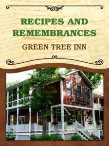 cover of Green Tree Inn cookbook