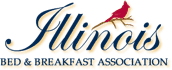 Logo for Illinois Bed and Breakfast Association